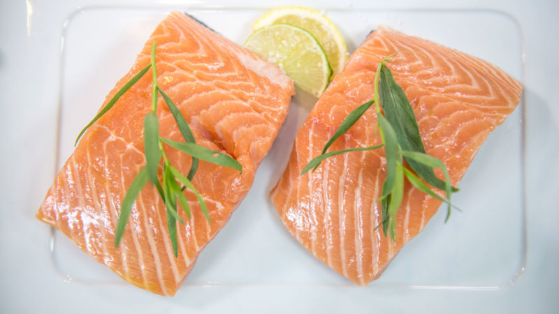 atlantic-salmon-salmo-salar-plated-platter-raw