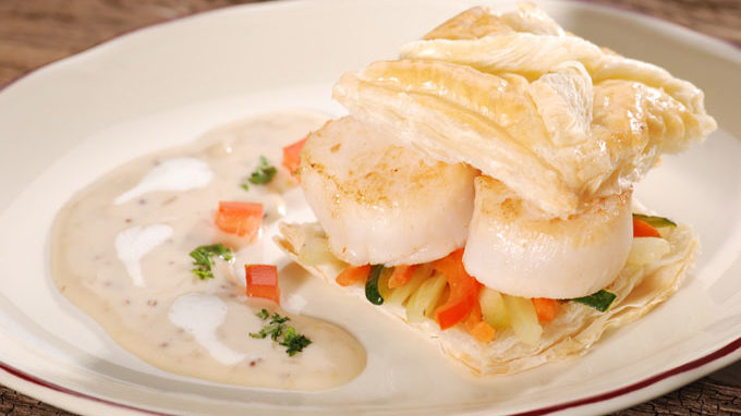 scallops-puff-pastry